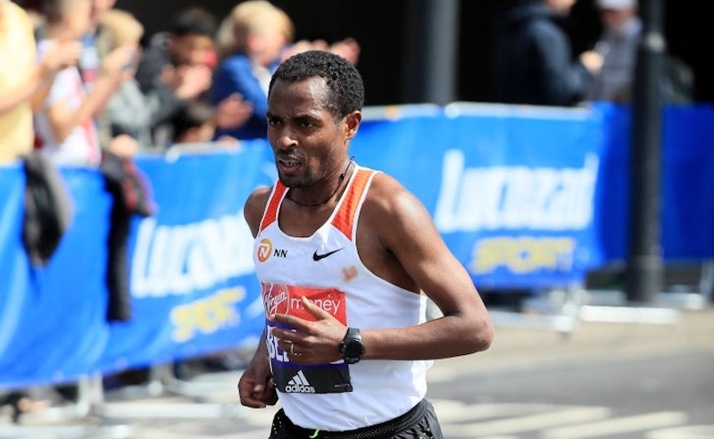 Ethiopia's Bekele to race London Marathon