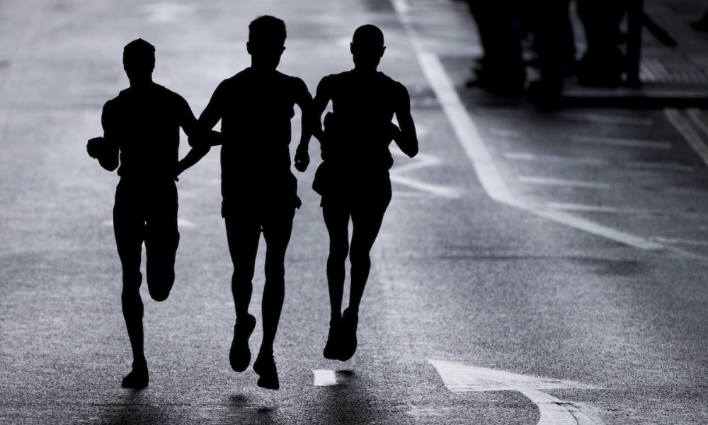how to get better at running fast