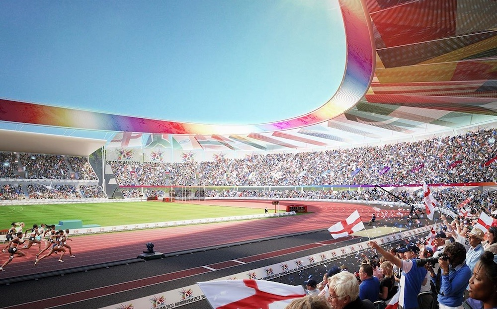 Birmingham's Alexander Stadium to get £70m revamp ahead of 2022 Commonwealth Games