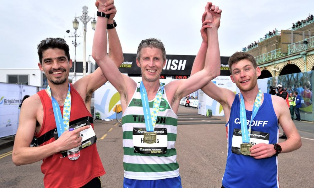 Fast Times In Brighton And Competitive Running Across The