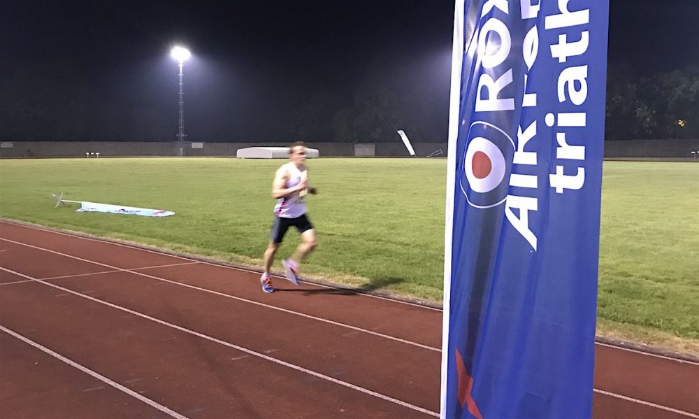 RAF Runners Smash 100 X 10km World Record