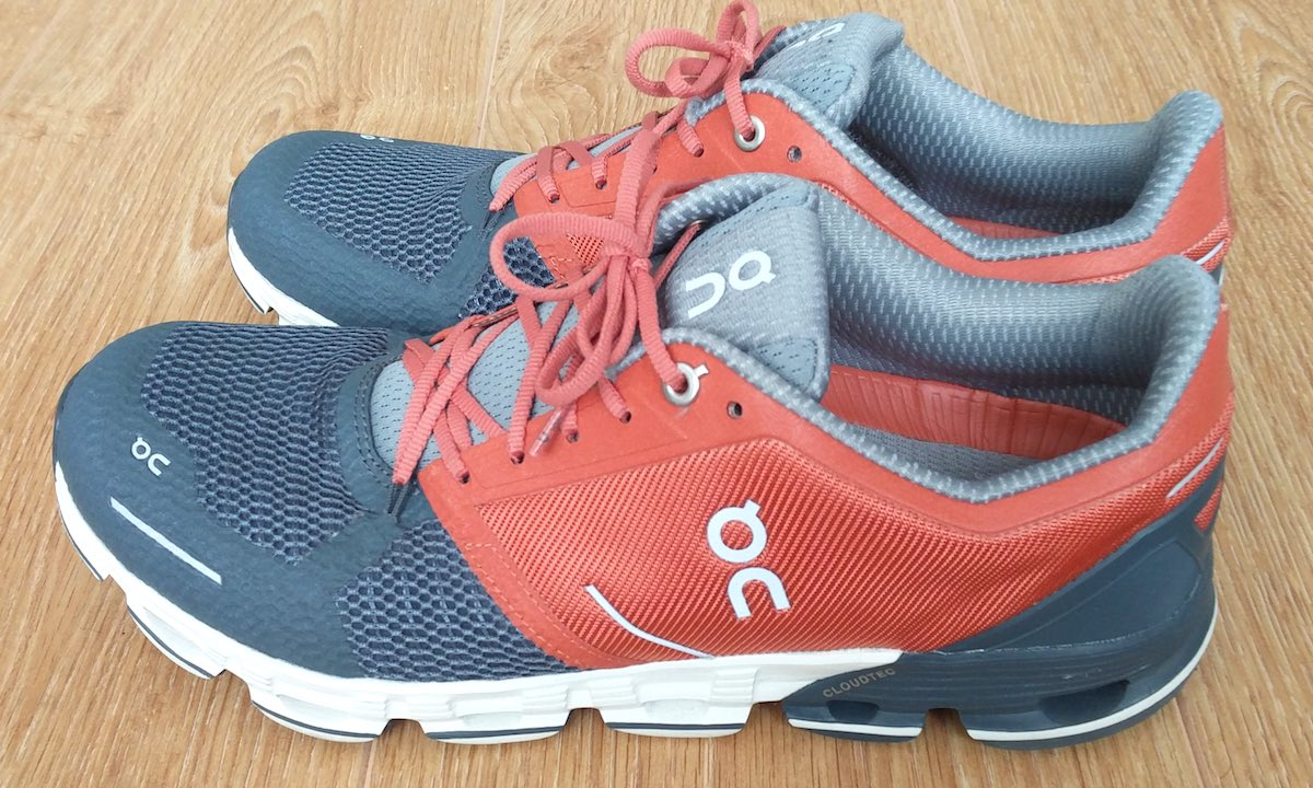 Shoe review: running on 'clouds' with