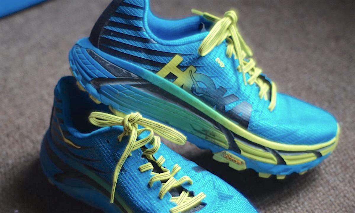 competitive price ed82a 6b05d Shoe review: Hoka One One Evo Mafate | Fast Running