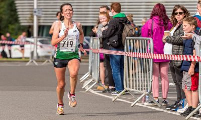 Fionnuala Ross – five in wins in a row of the Scottish title Credit: Bobby Gavin / scottishathletics