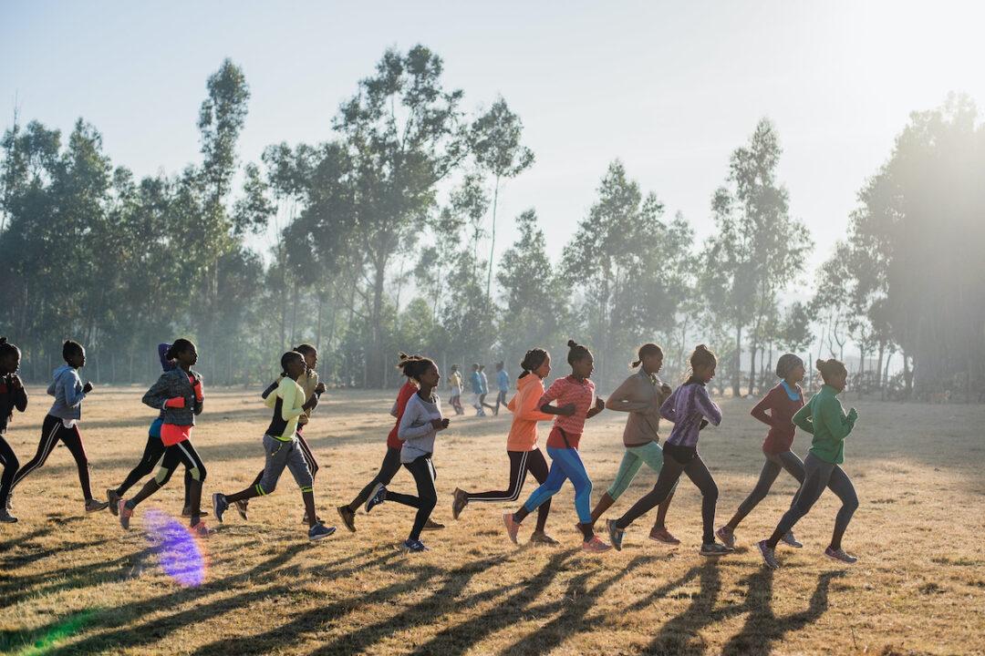 Girls Gotta Run | Fast Running